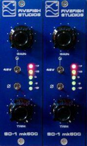Five Fish StudiosSC-1