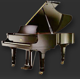 Boston (designed by Steinway) Grand Piano