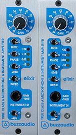 Buzz Audio Elixir, Pair