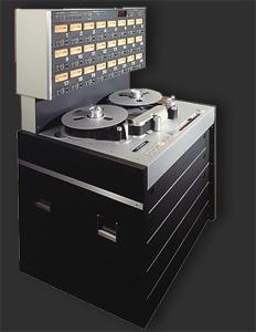 Studer A8000 24 track 2″ tape machine