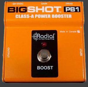 Radial Big Shot PB1