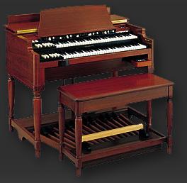 Hammond B-3 Organ with Leslie 122